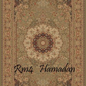RUMI-4 Hamadan Green
