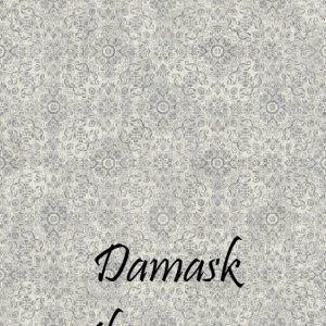 HAFIZ ENCORE-Damask Siver Grey