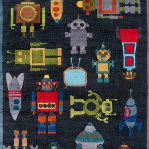 ROBOTS LMJ-1 STEEL BLUE