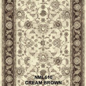 NEW MILAN-L610 CREAM BROWN