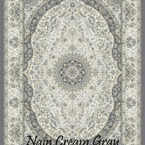 HAFIZ ENCORE-Nain Cream Grey