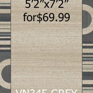 VENICE-345 GREY