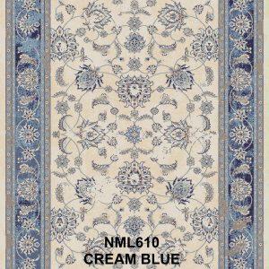 NEW MILAN-L610 CREAM BLUE